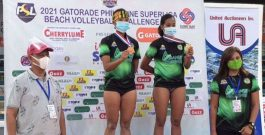 PSL Beach Volleyball Challenge Cup: Polidario, Magdato tow Abanse Negrense to 2021 plum