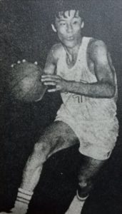 Shin Dong-pa: The all-time greatest scorer in Sokors basketball history.
