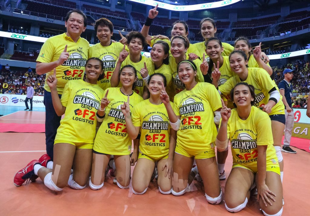 F2 Logistics [PSL photo]