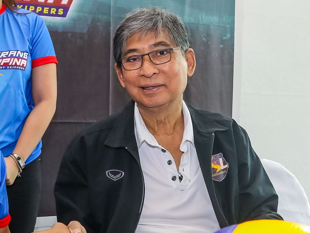 Philippine Superliga (PSL) chairman Philip Ella Juico [PSL photo]