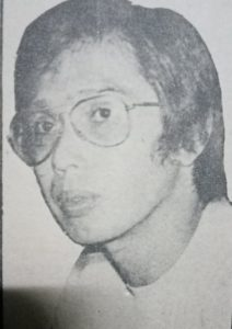 The late Ed Ocampo, an Olympian with Yco during his heyday, mentored the Painters to the 1975 MICAA All-Filipino crown.