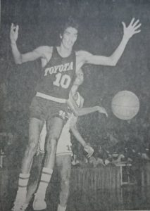 """"""" El Presidente"""" Ramon Fernandez won 19 conference championships in his career - the most by any player in PBA annals - and two of them came right in Season One with the Toyota Comets"""