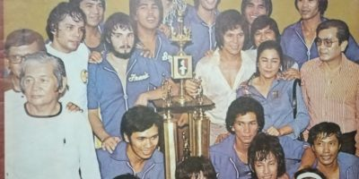 Toyota captured the first-ever PBA conference crown when the Comets defeated the Crispa Redmanizers in the best-of-five First Conference finals in 1975.