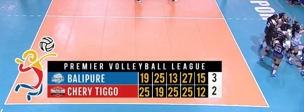 PVL: Chery Tigo vs. Balipure - July 22, 2021