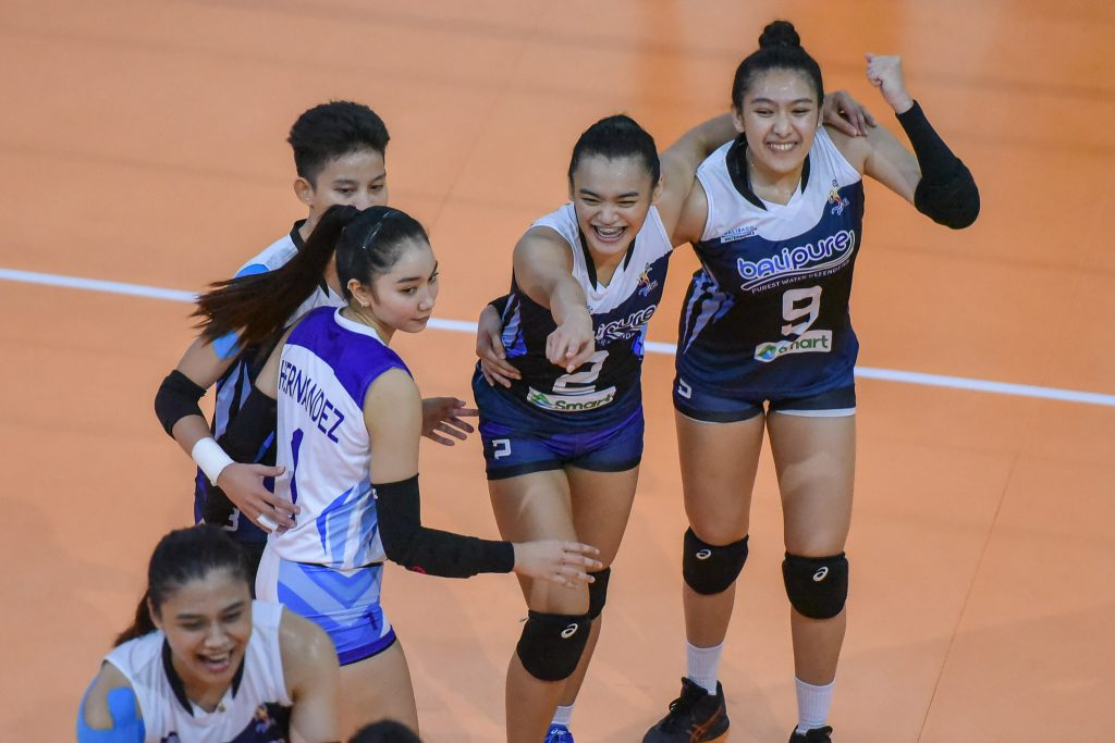 BaliPure coach prefers to keep the mood light, aware players are giving their best. [photo credit: PVL.com]
