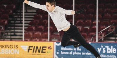 figure skating [Photo by LOGAN WEAVER on Unsplash]