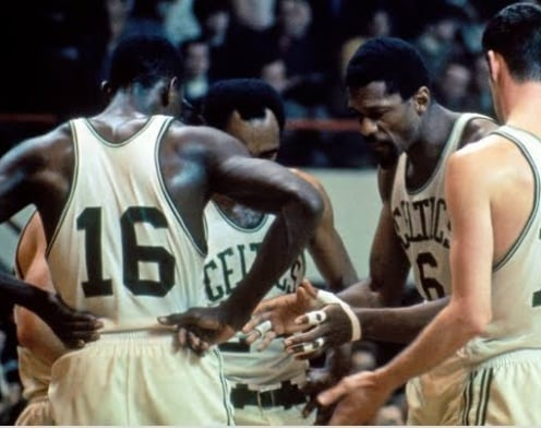 Bill Russell will be the fifth personage to be inducted into the Hall of Fame both as a player and coach.