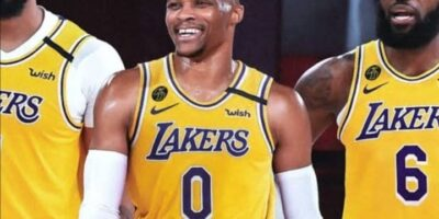 Will the Big Three scheme of LeBron James, Anthony Davis and Russell Westbrook work for the LA Lakers?