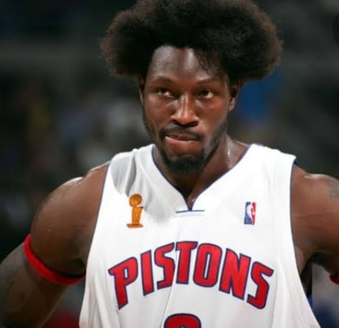 Ben Wallace spent 16 NBA seasons with Washington, Orlando, Detroit (two tours of duty), Chicago and Cleveland from 1996 to 2012, averaging just 5.7 points and 9.6 rebounds in 1,088 games.