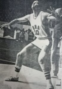 Ralph Drollinger was one of two players on Team USA to later suit up in the NBA, the other being Irvin Kiffin. The 7-2 Drollinger saw action with the Dallas Mavericks in 1980-81 while Kiffin toiled with the San Antonio Spurs in 1979-80.